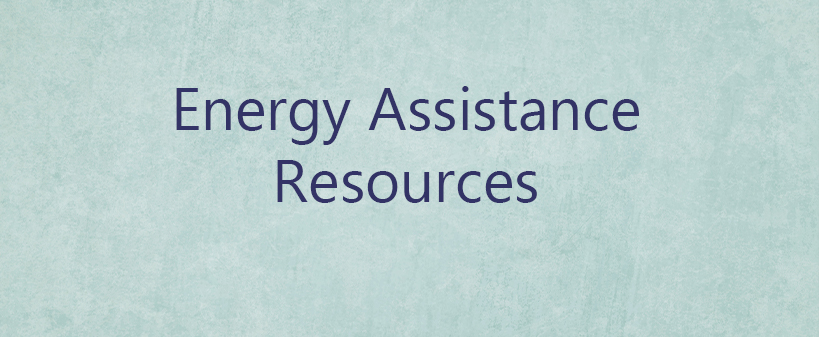Assistance resources banner