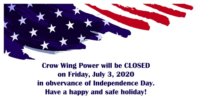 Closed Independence day image