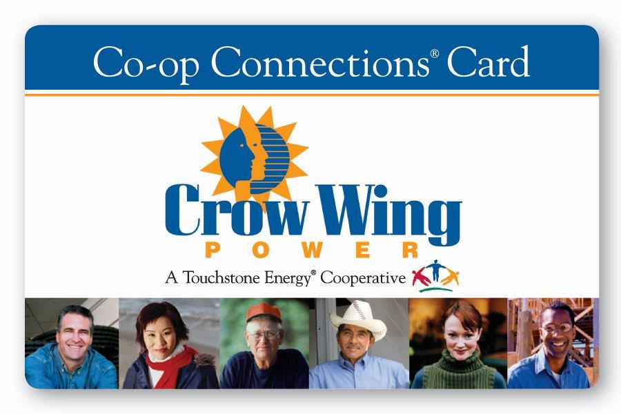 image of coop connections card
